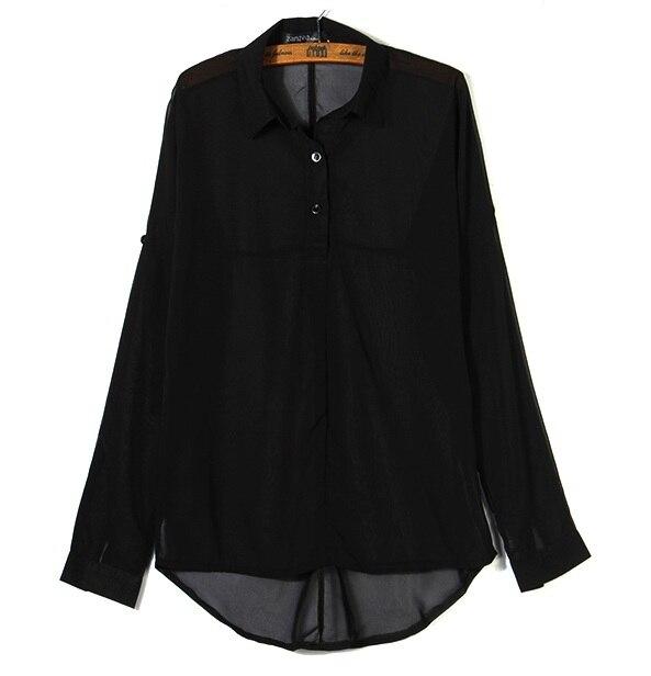 Ropa Mujer Womenswear Blouses Pregnant Women's Chiffon Shirt Plus Size Women Clothing Pregnant Fashion Women's Clothing 1