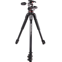 Manfrotto MK055XPRO3-3W Professional Tripod For SLR Camera Tripod Ball Head Monopod Changeable Load Bearing 8KG