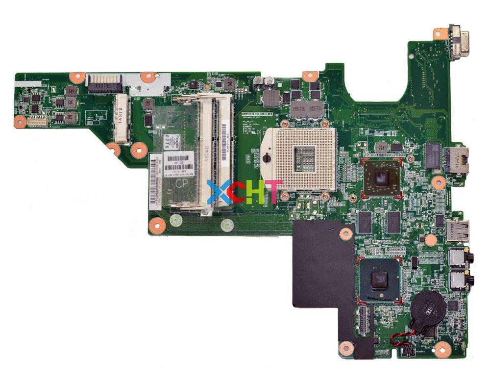 XCHT for HP CQ43-101TX CQ57-102TX 2000-101XX 646176-001 HM55 HD6370/512M Laptop Motherboard Mainboard Tested & Working PerfectXCHT for HP CQ43-101TX CQ57-102TX 2000-101XX 646176-001 HM55 HD6370/512M Laptop Motherboard Mainboard Tested & Working Perfect