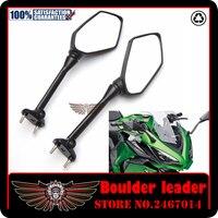 For Kawasaki Ninjia Motorcycle Rearview Side Mirror For Kawasaki Ninja 650R ER6F 400R Z1000SX Motorcycle Parts