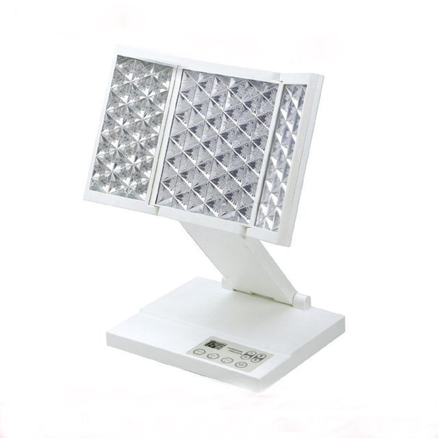 Светодиодная лампа для лечения акне, аппарат для омоложения кожи, PDT Photon, аппарат для ухода за кожей, красный, синий, желтый