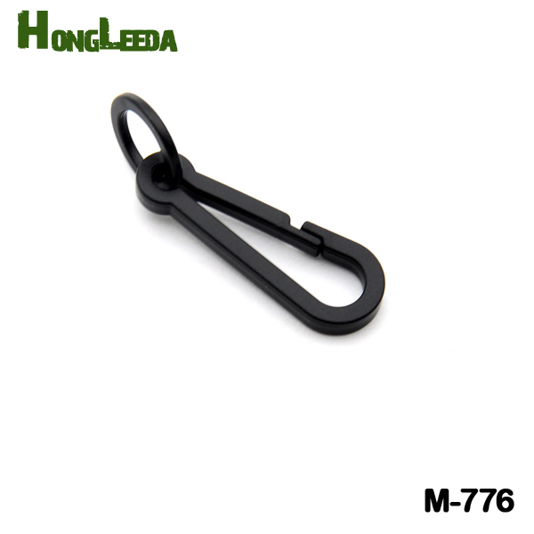 Wholesale 150pcs black KAM plastic snap clip hooks Mini carabiner backpack  paracord strap hooks M 081-in Buckles   Hooks from Home   Garden on ... a663695324f45