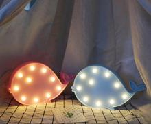 Новая форма животное ночник светодиодный светильник декоративный светильник дома номер ночника