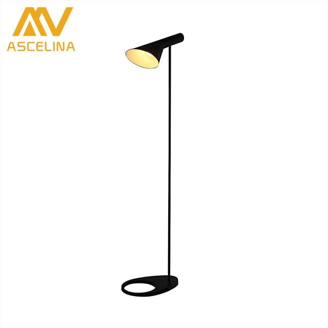 Led Stehleuchte ASCELINA Nordic Modernen Minimalistischen Dekorative Boden Lampen Einstellbare Lampenschirm Wohnzimmer Schlafzimmer