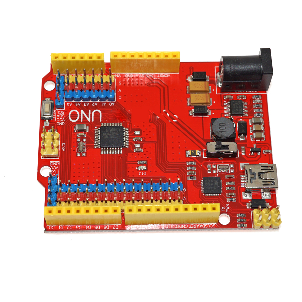 Wholesale Eletronic Education Project Red UNO R3 Development Board UNO R3 For Funduino