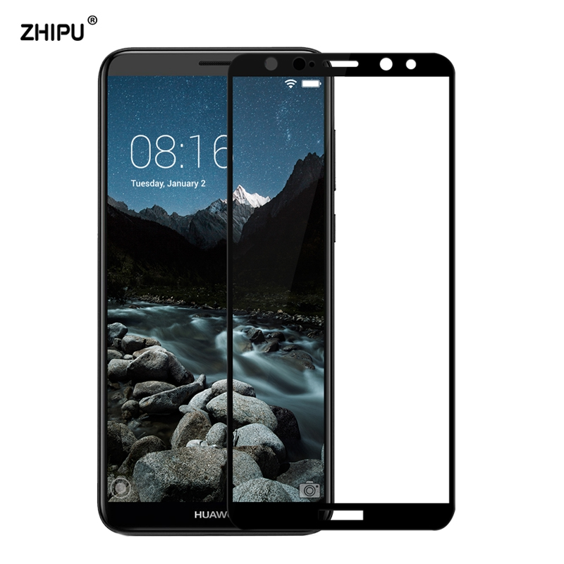 10 PcsLot Full Cover Tempered Glass for Huawei Mate 10 Lite Screen Protector FOR Huawei Mate 10 Lite Protective Film