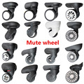 Girador Bagagem Rodas de substituição, Reparação Mala rodas, peças de rodas de Substituição para bagagem (Todos os tipos de Rodas incomum)