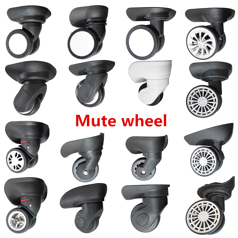 Replacement Spinner Luggage Wheels Repair wheels Suitcase parts Replacement wheels for luggage All kinds of unusual
