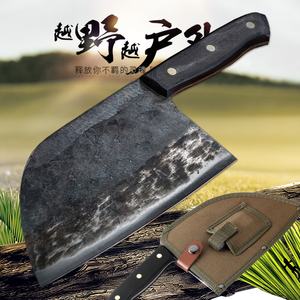 Image 1 - Kkwolf Butcher Gesmeed Hakmes Mes Chefs Mes Profesional Sashimi Santoku Japanse Koksmes Har Case Sunnecko Keuken Staal
