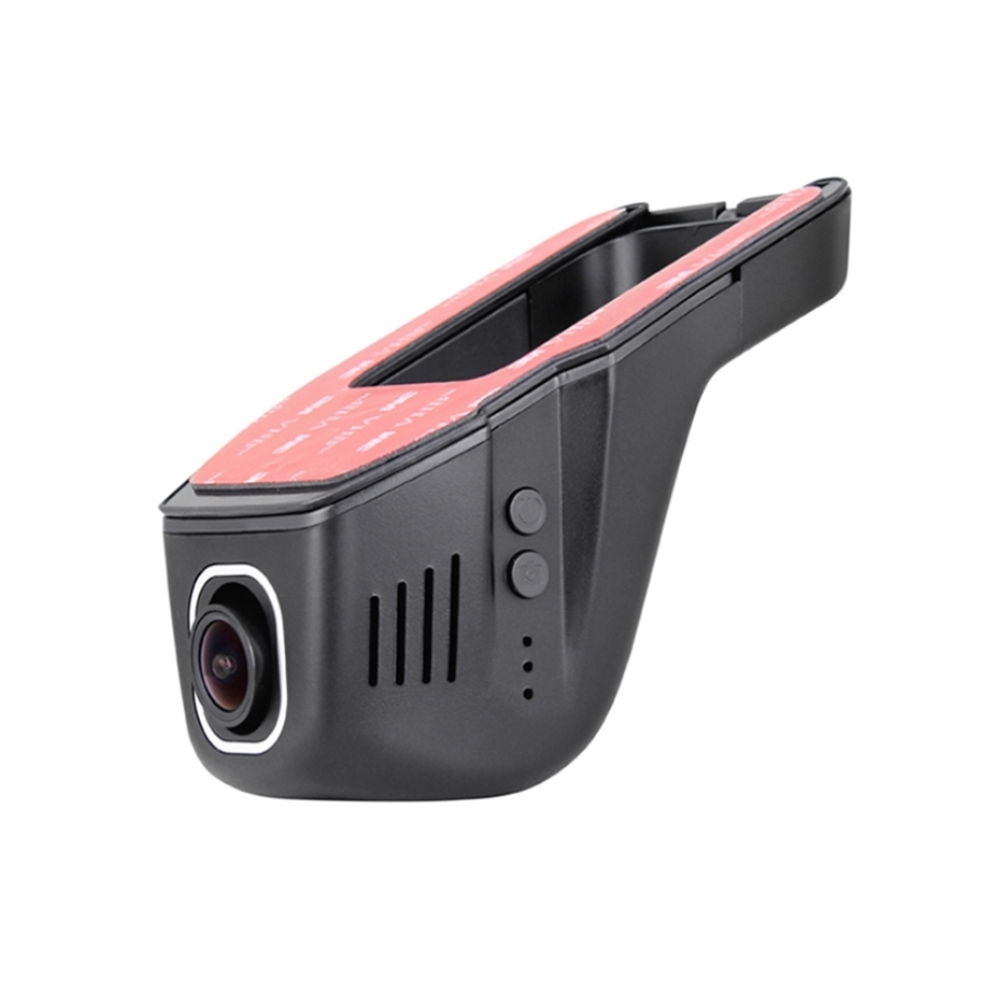 For Peugeot 3008 / Car Driving Video Recorder DVR Mini Control APP Wifi Camera Black Box / Registrator Dash Cam Original Style
