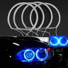 Новые Приходят 4 шт. Ксеноновые Led CCFL Angel Eyes Halo Кольца света для BMW E46 E39 E38 E36 3 5 7 Серии Бесплатная Доставка доставка