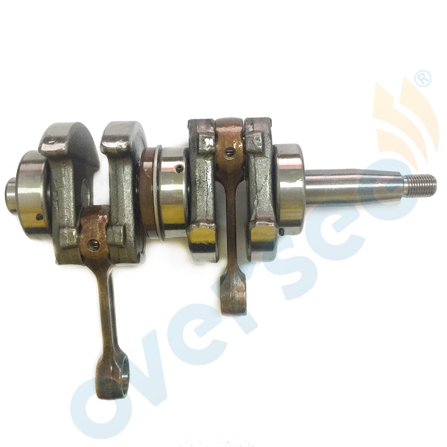 3B2-00030-0 3B200-0300M 3B200-0300 Crankshaft ASSY Fit Tohatsu Parsun 2 stroke 9.8HP 8HP Outboard Engine