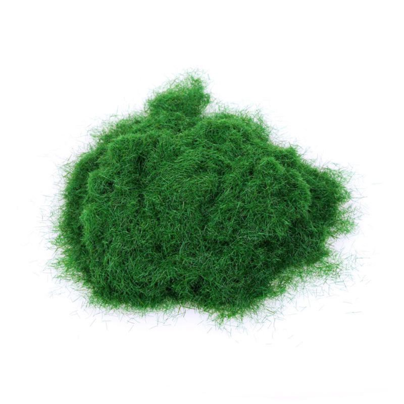 1Bag Artificial Grass Powder Micro Fairy Garden Landscape Decor DIY Accessories