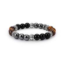 Mixed Gemstones Beaded Bracelet