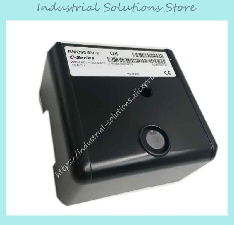 все цены на New Original RMO88.53C2 Controller for Oil burner Control box онлайн