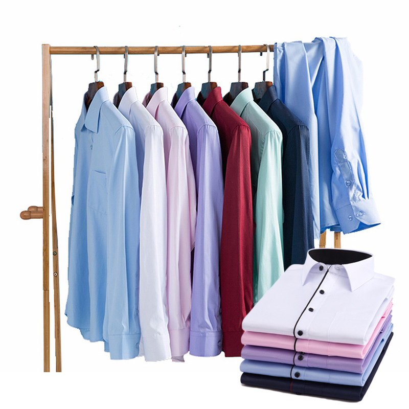 Zogaa Mode Neue Marke Männer Kleidung Slim Fit Shirts Langarm Shirt Männer Baumwolle Smart Casual Männer Kleid Shirt Plus Größe S-3xl Unterscheidungskraft FüR Seine Traditionellen Eigenschaften Hemden