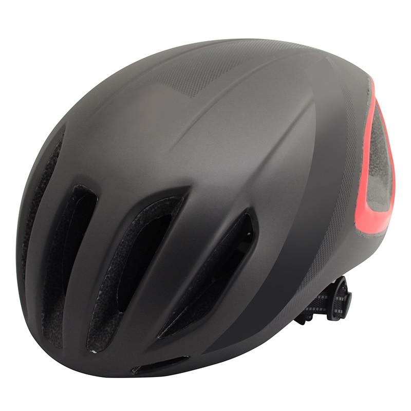 2019 New Style Bicycle Ultralight Helmets Light Mountain Road Bike Integrally Molded Cycling Helmet for Men Women size M 54-60cm