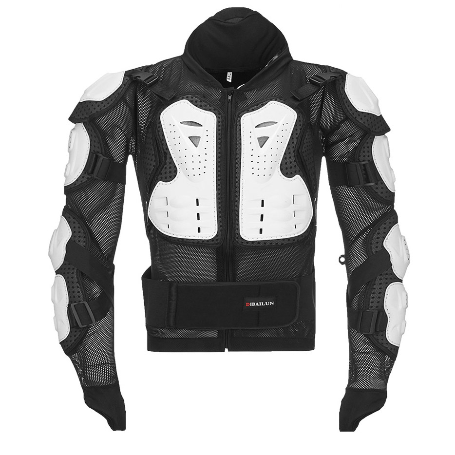 Diplomatic New Motorcycle Full Body Armor Jacket Motocross Racing Professional Jackets Armor Pants Spine Protective Protection Jacket A Great Variety Of Goods