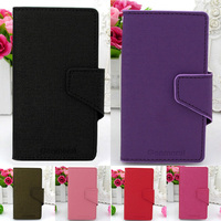 GENMORAL PU Leather Cover Card Holder Slot Pocket Mobile phone Bag Pouch Skin Shell Case Flip For oppo R5
