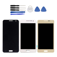 For Samsung Galaxy A5 2015 LCD A500 SM A500F LCD Display Touch Screen Digitizer Assembly Replacement