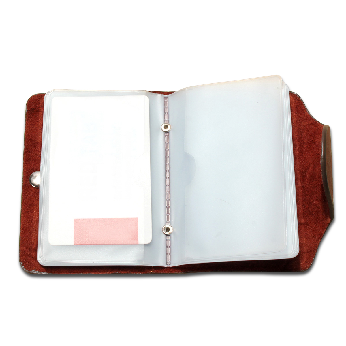 AEQUEEN Business Credit Card Holder Card Wallet Purse Credit Card ...