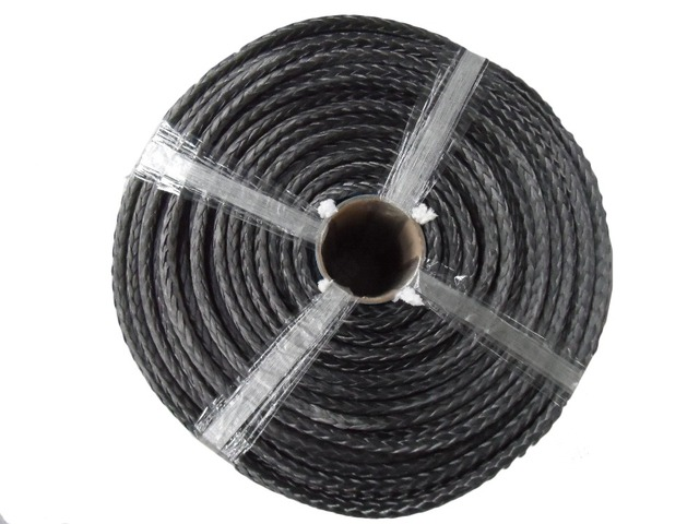 12mm*200m synthetic rope,yacht rope,UHMWPE rope for 4wd offroad wheel.electric winch rope