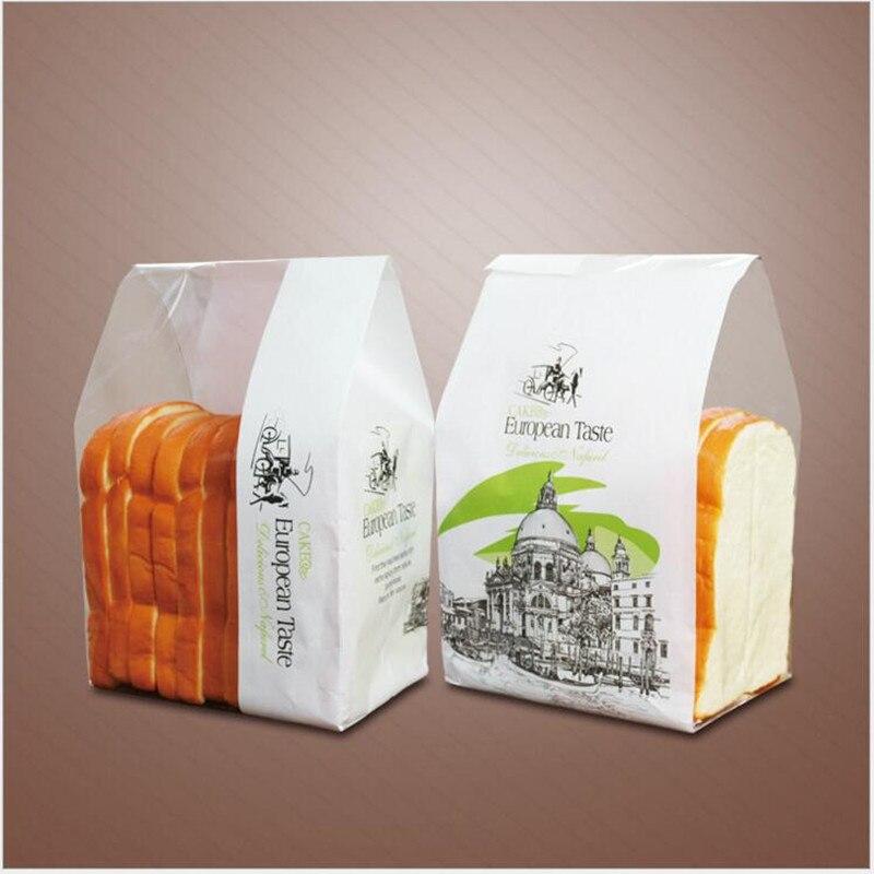 Aliexpress.com : Buy Baking Package White Kraft Paper ...