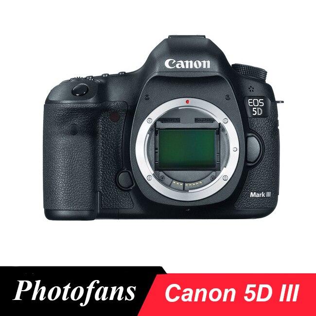 Canon EOS 5D Mark III DSLR Corpo Da Câmera Só