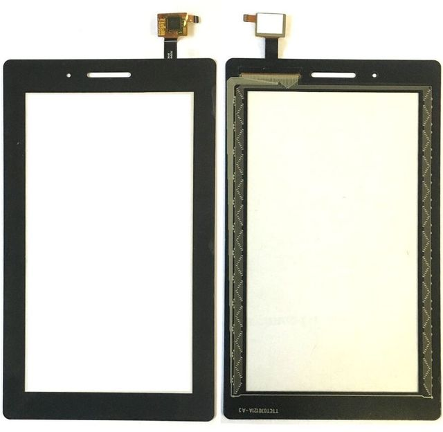 For Lenovo TAB 3 Essential 710F Tab3 TB3-710F TAB3-710F Touch Screen Digitizer LCD display Sensor Replacement Parts Black