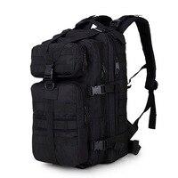 Mochila táctica militar 3P para hombre y mujer, bolsa Molle de 35L, para senderismo, Camping y caza, 1 Uds.
