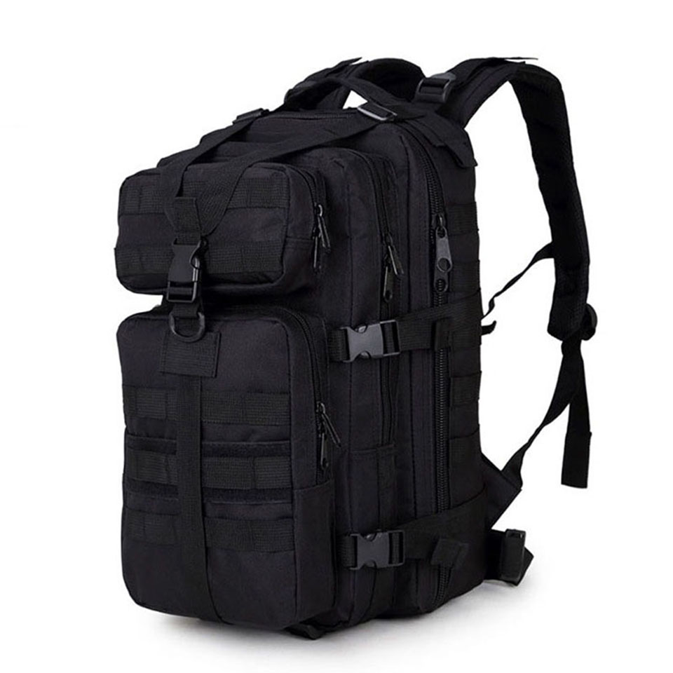Super High Quality Men Women Military Army Tactical Backpack Molle Camping Hiking Trekking Camouflage bag 45l men women military army backpack tactical trekking camouflage rucksack molle tactical bag pack travel waterproof bags x422wa