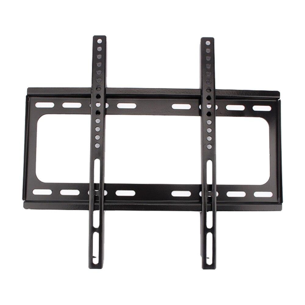 Oversea TV Wall Mount Bracket Metal Shelf Bracket LCD TV Stand Mount Bracket Flat Screen Wall Brackets 26 to 55 Inches TV Holder