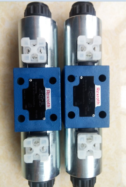Rexroth Solenoid Valve 4WE10 H3X/CG24N9K4 Hydraulic Valve high quality hydraulic valve 4we10r3x cg24n9k4