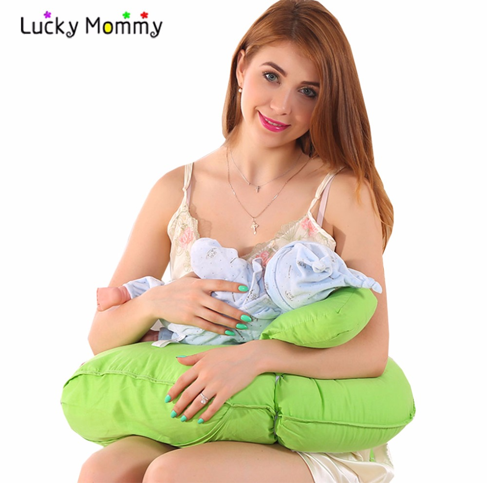 ФОТО Floral Cute Breastfeeding Nursing Pillows Infant Baby Learning Sitting Pillow Breathable Mum Waist Support Cusion 9 Styles