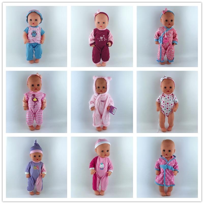 15style Choose Doll Clothes Fit 33-35 Cm Nenuco Doll Nenuco Su Hermanita Doll Accessories