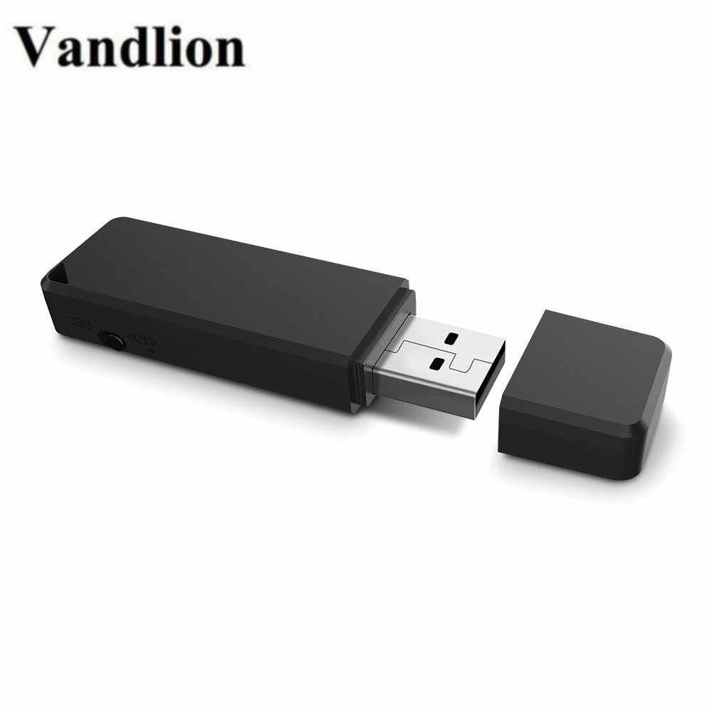 Vandlion 8GB 16G 32G Oplaadbare Mini Dictafoon WAV Audio Pen Digitale USB Drive Voice Recorder gravador de voz Professionele X1