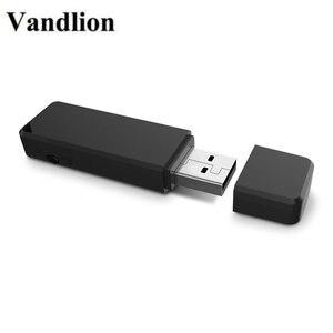 Image 1 - Vandlion 32G 64GB Rechargeable Mini Dictaphone WAV stylo Audio lecteur USB numérique enregistreur vocal Gravador de voz professionnel X1