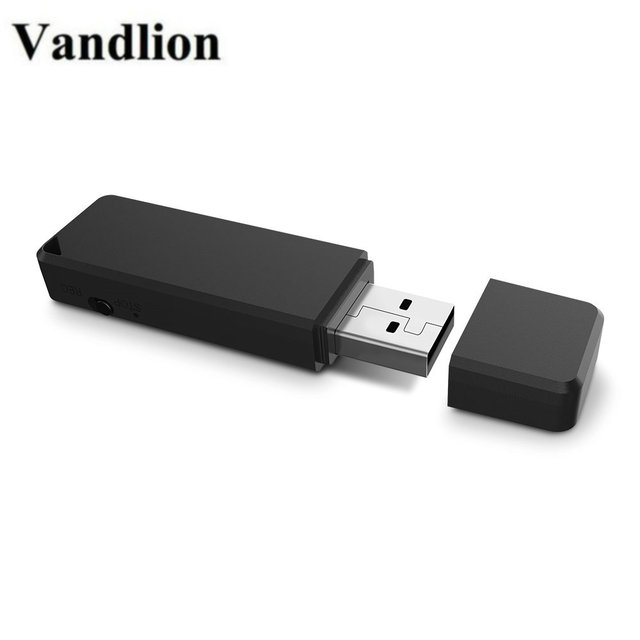 Vandlion 32G 64GB Rechargeable Mini Dictaphone WAV stylo Audio lecteur USB numérique enregistreur vocal Gravador de voz professionnel X1