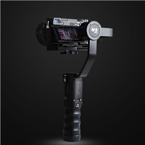 (In stock)Beholder MS PRO 3-Axis Handheld 360 Degree Unlimited Rotation Camera Gimbal for Mirrorless Cameras [hk stock][official international version] xiaoyi yi 3 axis handheld gimbal stabilizer yi 4k action camera kit ambarella a9se75 sony imx377 12mp 155 degree 1400mah eis ldc sport camera black
