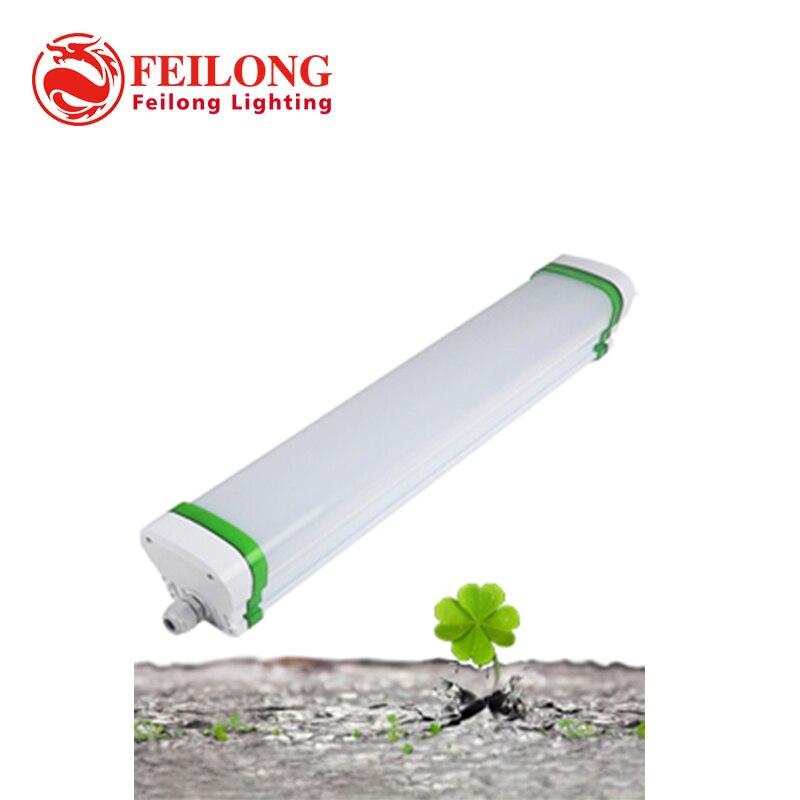 LED 60 W Tri-preuve lumière avec lumen élevé pour les parkings de voiture