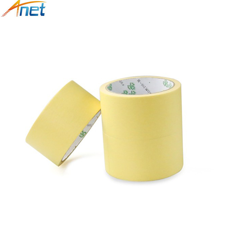 3D Printer Machine US Profile Paper Tape High Temperature Adhesive Tape Heating Bed Board Special Paper free shipping wholesale retail aurora blue high temperature tape textured paper tape printer 3d heating plate special