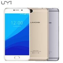 Оригинал UMIDIGI C Примечание 4 Г Мобильный Телефон 5.5 дюймов FHD Экран RAM 3 ГБ ROM 32 ГБ MTK6737T Quad Core Андроид 7.0 13.0MP Смартфон