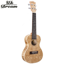 Mini Acoustic Guitar Fraxinus Ukulele 23 Inch Musical Instruments 4 Strings Guitar 17 Frets Rosewood Guitars guitarra UC-951 small guitars 23 inch 4 strings ukulele full flame maple classical guitar acoustic guitar profession musical instruments uc a6