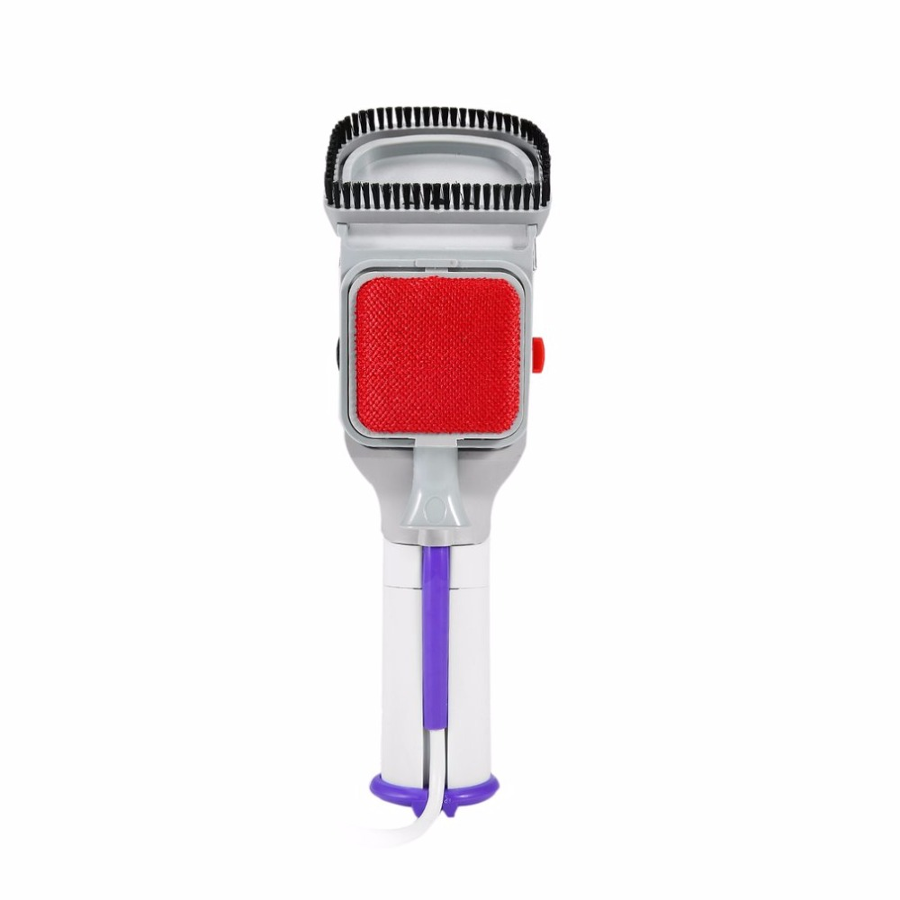 Multifunctional Electric Ceramic Soleplate Portable Clothes Steam Brush For Travel Household Garment Steamer Machine EU/US Plug portable garment steamer 1000w handheld clothes steam iron machine steam brush mini household ironing for for fabrics clothes