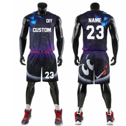 Cartoon Men Throwback Basketball Jerseys Suits Blank Women Team Tracksuits Basketball Jerseys Clothes Uniforms Customized