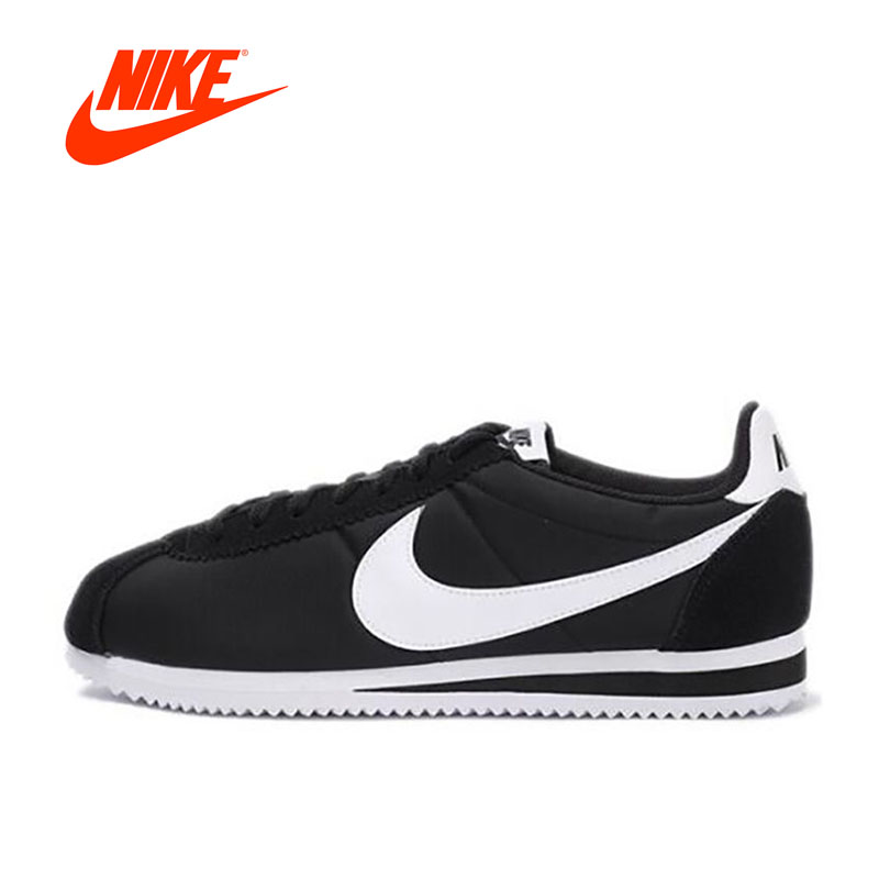 Original New Arrival Authentic Nike Classic Cortez Breathable Men's Running Shoes Sports Sneakers original new arrival 2017 nike pro classic logo read women s sports bras sportswear