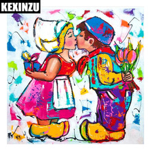 Buy 5d diy diamond painting easter and get free shipping on 2018 new arrival cartoon lovers full square drill mosaic 5d diy embroidery diamond painting easter gifts negle Choice Image