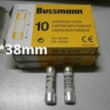 Импортный предохранитель BUSSMANN 20A gG/gL 10*38 мм 500 В C10G20