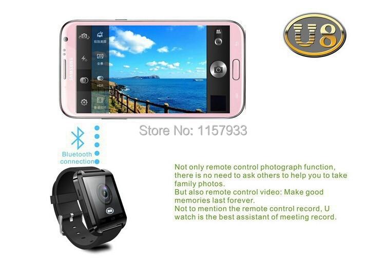 ad929ba812c8 Aliexpress.com   Buy cheapest Smartwatch Bluetooth Smart Watch U8 ...
