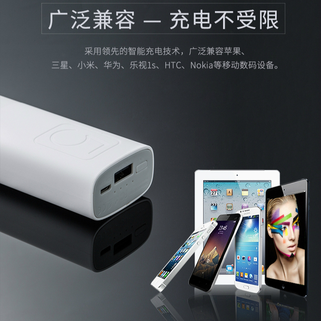Remax RPL-25 5000mAh Mini Portable Charger External Battery Pack Power Bank Charging For IPhone For Samsung PowerBank